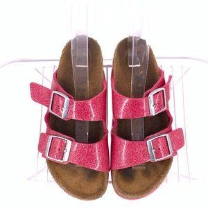 Birkenstock Girls 2 Strap Sandals Size 5
